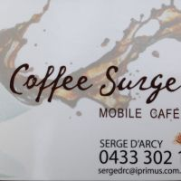 Coffee Surge - Serge Food Takeaway | Menu